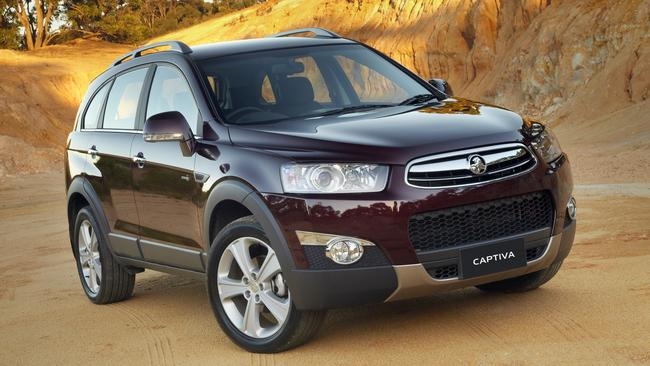 Holden Captiva Series Ii Used Car Review