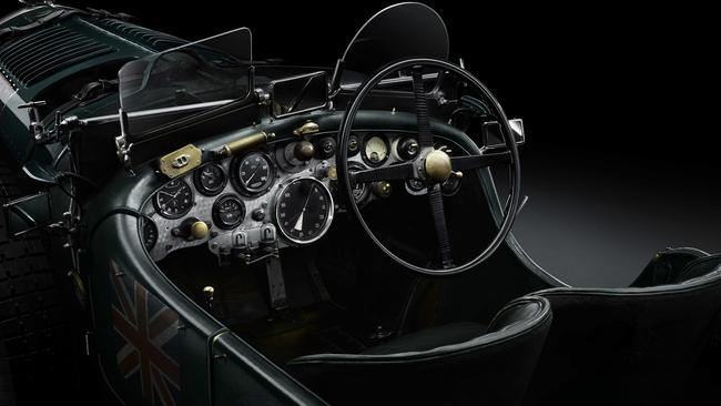 Bentley will create a 3D model of every component of the original Blower.