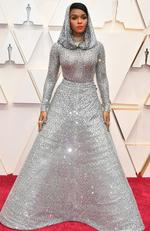 Janelle Monae attends the 92nd Annual Academy Awards at Hollywood and Highland on February 09, 2020 in Hollywood, California. (Photo by Amy Sussman/Getty Images)