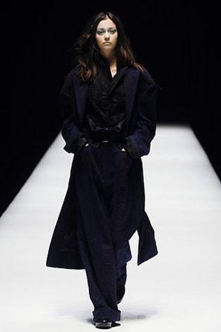 Yohji Yamamoto Ready-to-Wear Autumn/Winter 2006