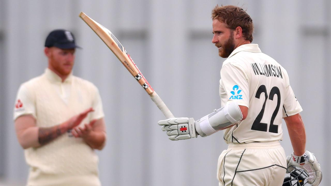 Williamson is bringing numbers to Australia that would make knees tremble.