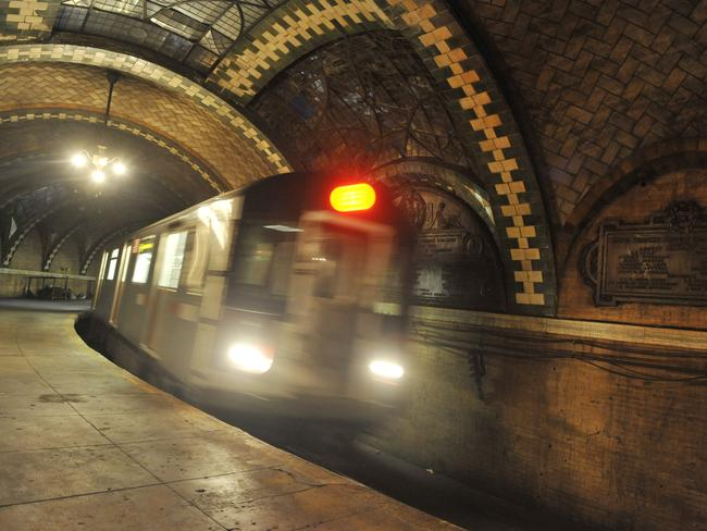 """The station, which operated from 1904 to 1945, is often referred to as """"the jewel in the crown,"""". Picture: Metropolitan Transportation Authority / Marc Hermann"""