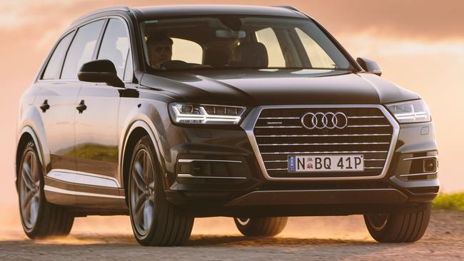 Audi has cut the price of the Q7 by almost $10,000. Picture: Supplied.