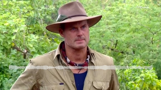 Fitzy knew Tom Williams was heading into the jungle