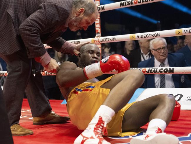 The microscope of concussion has turned to boxing.