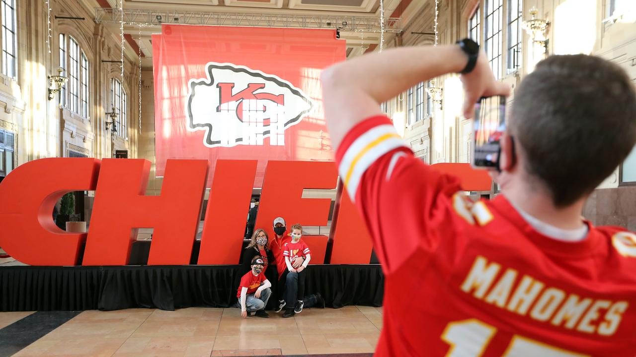 Kansas City are under pressure to drop the Chiefs name (Photo by Jamie Squire/Getty Images)
