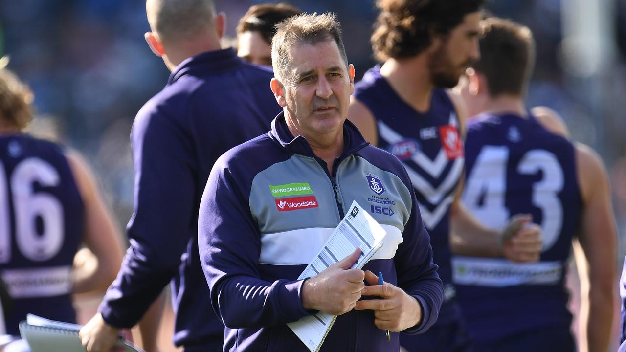 Fremantle coach Ross Lyon has thrown his support behind Harley Bennell.