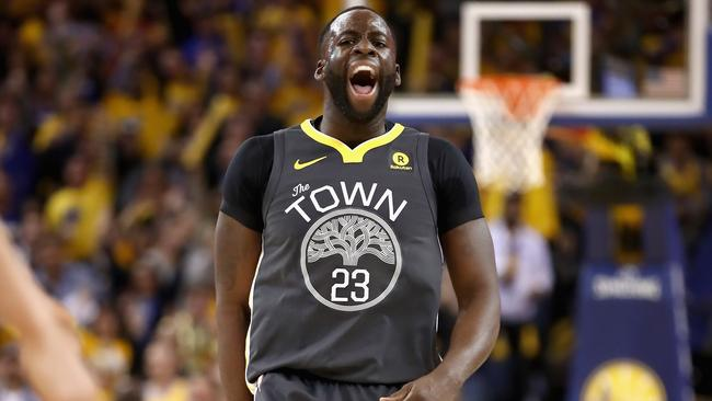 Draymond Green has agreed to a huge new deal with the Warriors.
