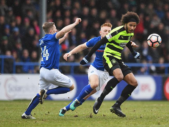 Isaiah Brown will play for Brighton and Hove Albion this season.