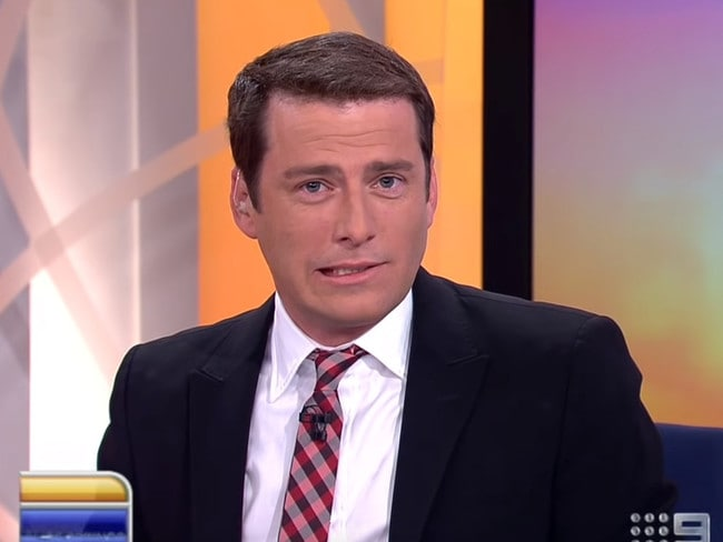 Stefanovic was dropped from Today after 14 years as host