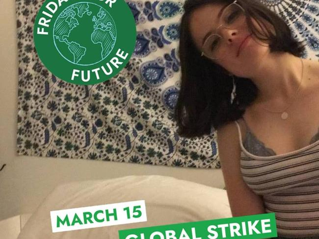 Australia's answer to Greta Thunberg, Daisy Jeffrey, says a further climate strike may happen early in 2020.