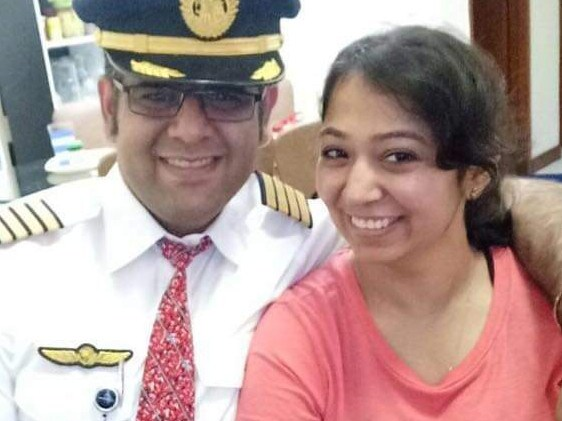 The pilot of Lion Air JT610, Bhavye Suneja. Picture: Supplied