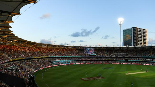 Calls for the Gabba to be updated are growing. (Albert Perez/Getty Images)