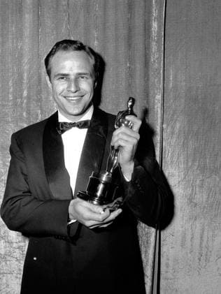 Brando had already won an Oscar at the 27th Academy Awards held in 1955 for his portrayal in On The Waterfront <i>.</i>
