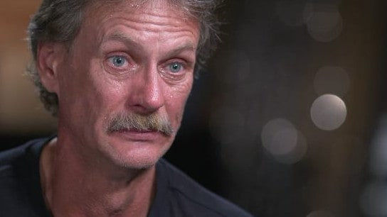 Alan Schmegelsky, father of accused Canadian killer Bryer Schmegelsky, was interviewed on Channel 9's 60 Minutes.