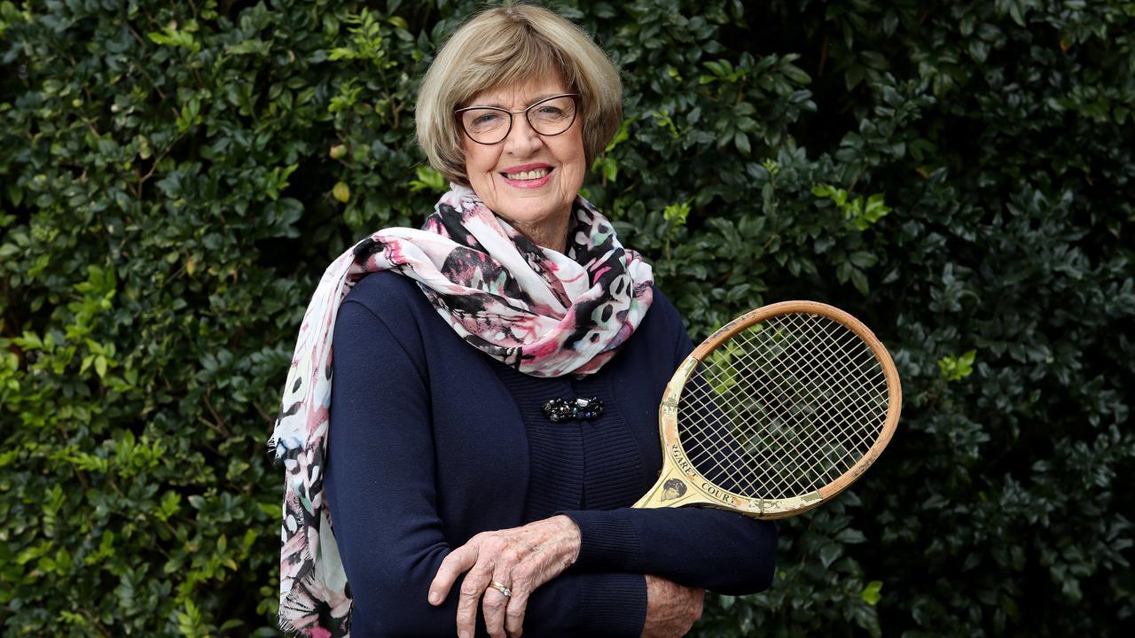 Margaret Court will attend the 2020 Australian Open. Photo: Colin Murty, The Australian