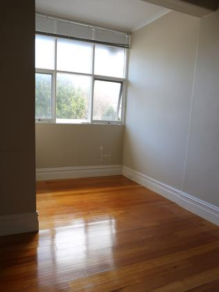 The main bedroom was previously lacking a window seat. Picture: supplied