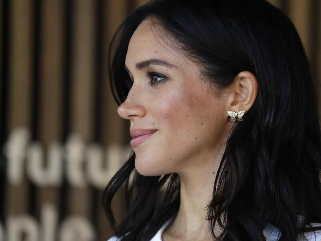 Meghan's friends told  <i>People</i> magazine of the letters exchanged between the Duchess and her dad.