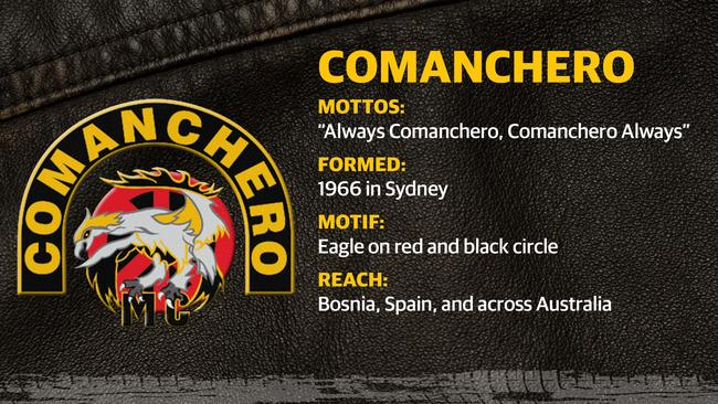 Comancheros MC: The rise of Australia's most vicious bike