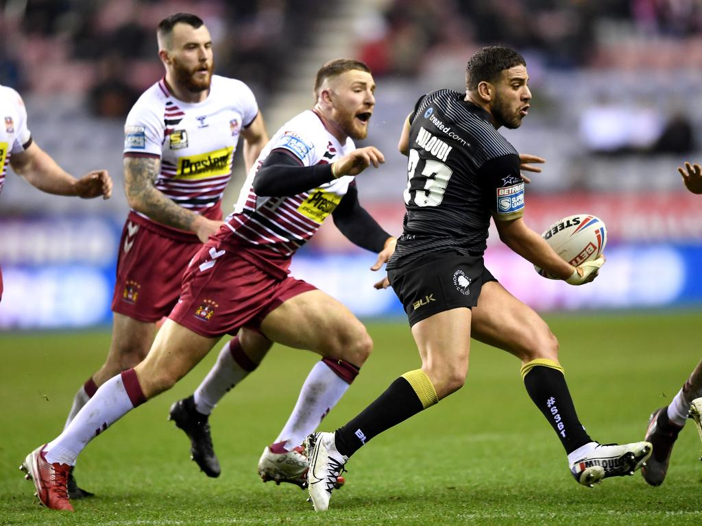 Wigan Warriors v Toronto Wolfpack - Betfred Super League