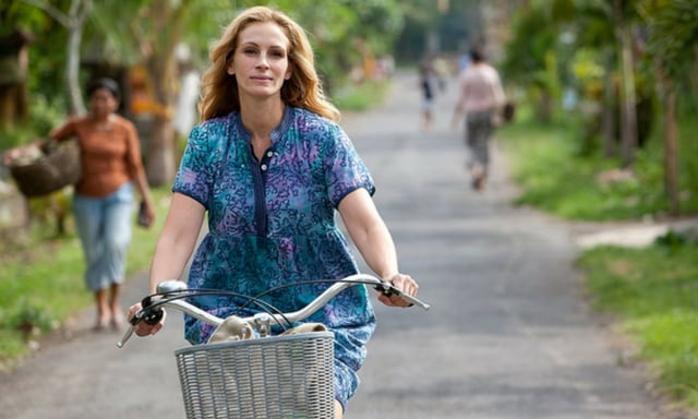 Julia Roberts in Eat Pray Love (2010). Picture: Co