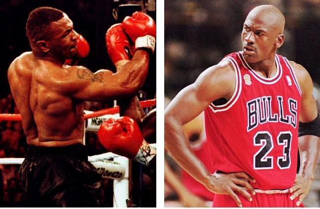 Tyson versus Jordan?