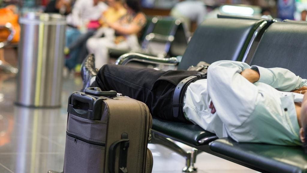 10 Most Annoying People You Meet In Airports Escape
