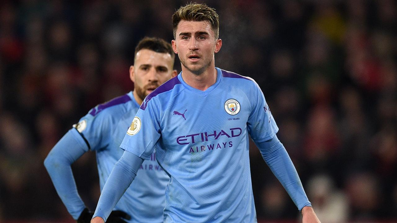 French defender Aymeric Laporte is Manchester City's key man.