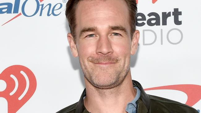 James Van Der Beek details the profound loss he's suffered in a year – NEWS.com.au
