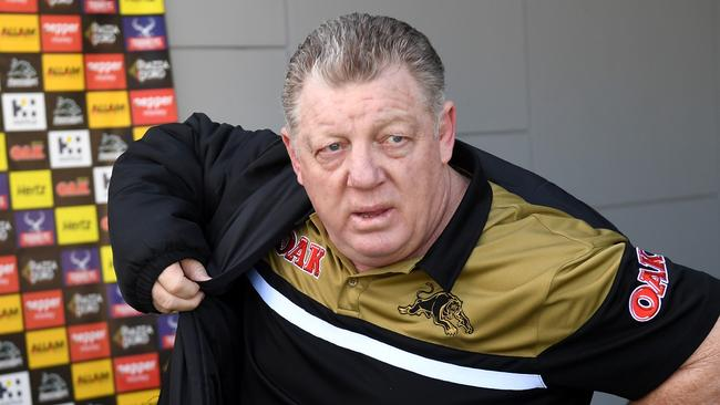 Phil Gould has strong views on fantasy sports.