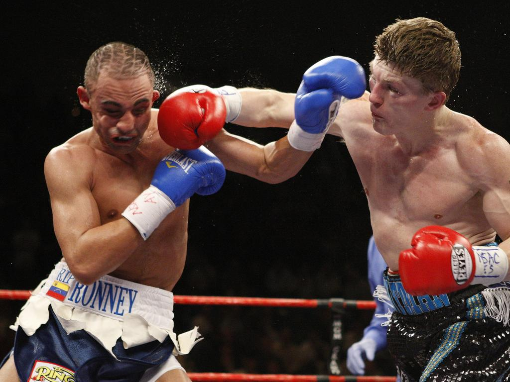 It hasn't always worked out for Paulie Malignaggi.