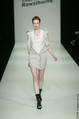 Therese Rawsthorne Australian Fashion Shows Spring/Summer