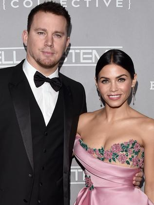 Channing Tatum and Jenna Dewan were married for nine years. Picture: Getty