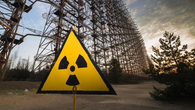 Chernobyl becomes tourist hotspot for radioactive raves, parties