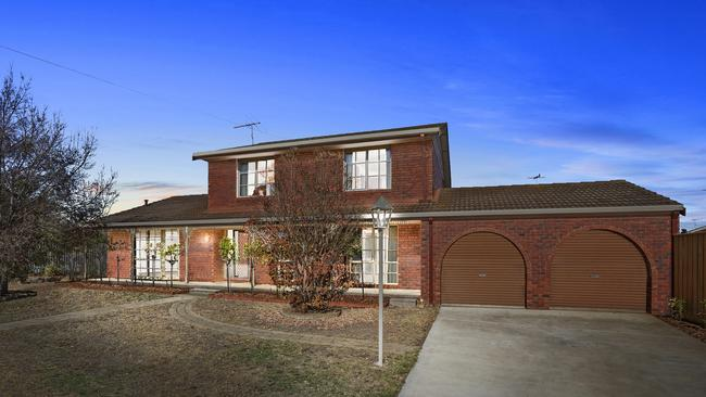The property at 30 Carmichael Court, Leopold, is for sale for $570,000 - $600,000.