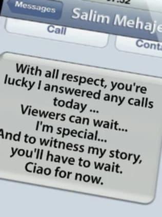 'I'm special ...'