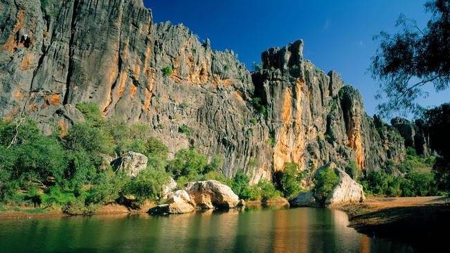 The iconic Kimberley ranges have been renamed. Picture: Supplied