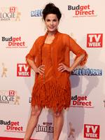 Sigrid Thornton on the red carpet at the 2015 Logie Awards at Crown Casino in Melbourne. Picture: Julie Kiriacoudis