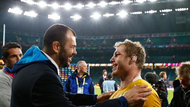David Pocock will add plenty of experience and leadership to the Wallabies.