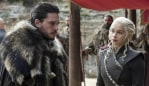 Even Kit Harington and Emilia Clarke won't be getting scripts for the new season of 'Game of Thrones'. Photo: HBO