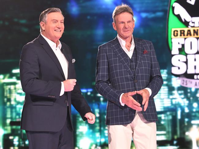 The Footy Show as we know it is over.