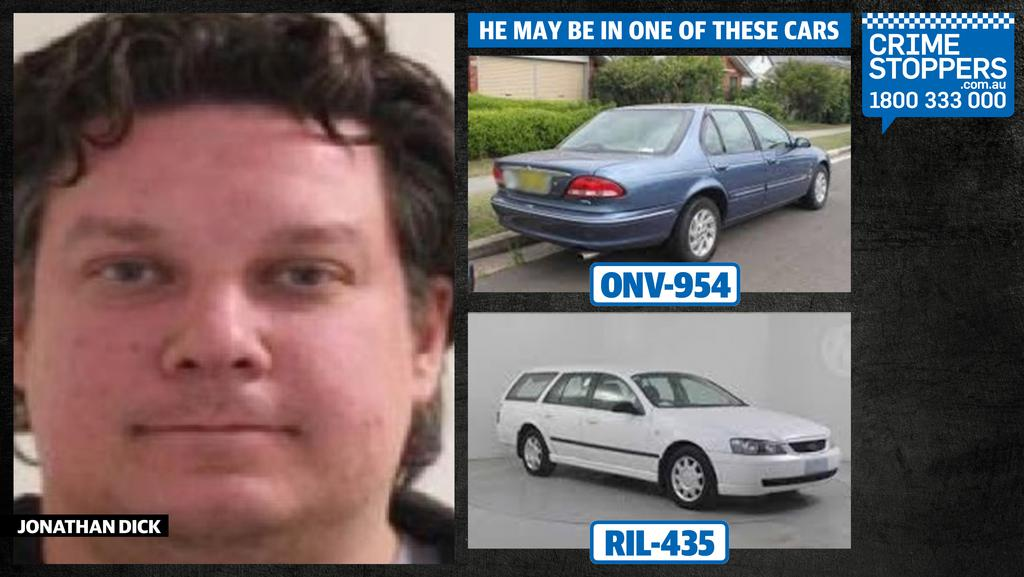Police Hunt For Jonathan Dick After Brother David Murdered At Westfield Doncaster -9488