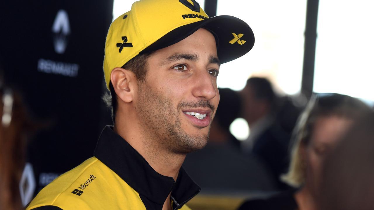 Daniel Ricciardo is eyeing off a fresh start with Renault.