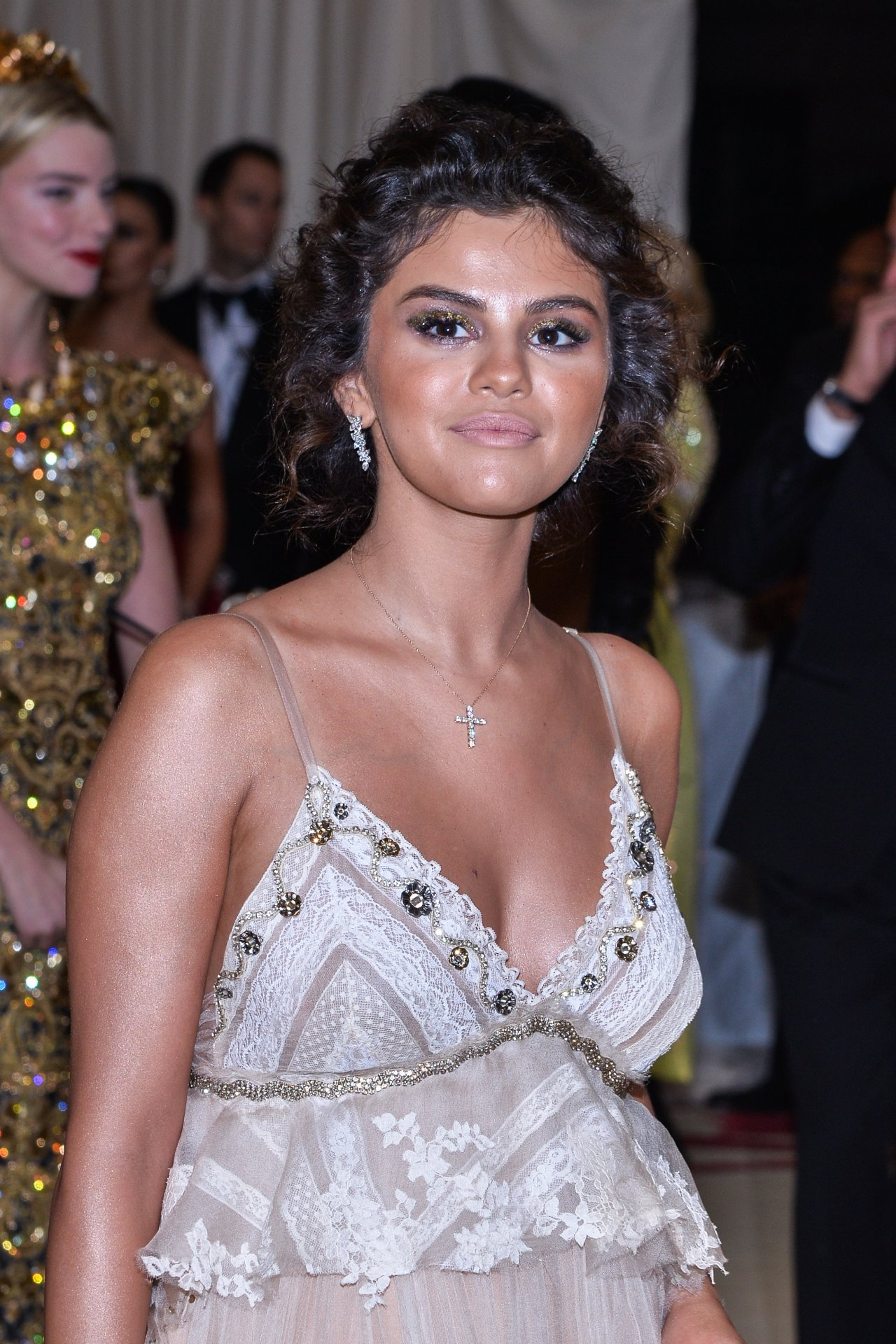 Selena Gomez admits that yes, her Met Gala fake tan wasn't the best it could have been