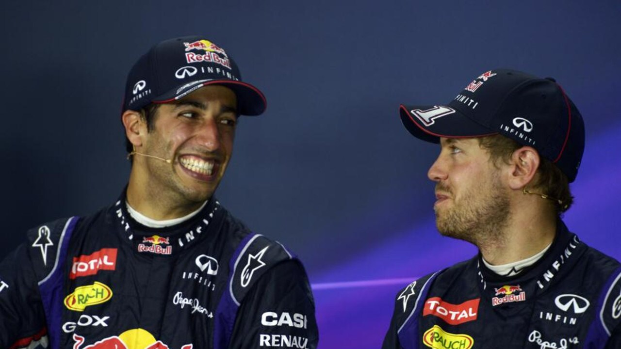 Sebastian Vettel has a poor track record dealing with pressure, former F1 driver Gerhard Berger says.