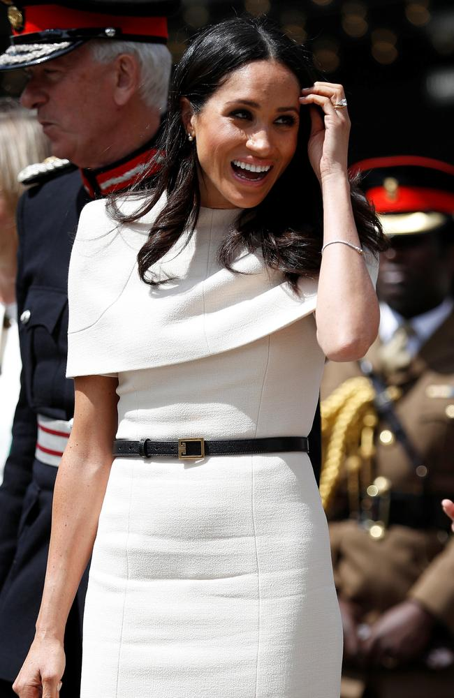 Meghan Markle first royal nominated for Teen Choice Award ...