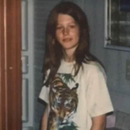 Rosalynn McGinnis was just 10 when her stepdad Henri Michelle Piette began sexually abusing her. Picture: Kshb.com