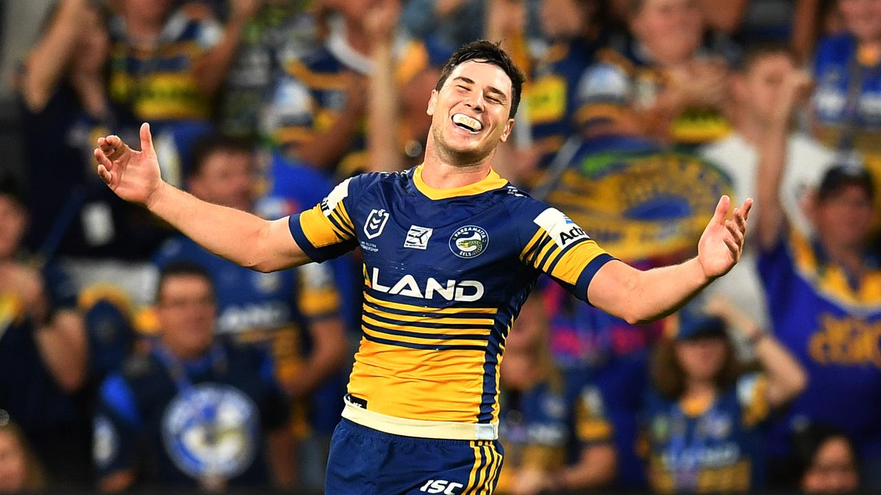 Mitchell Moses is set to re-sign with the Eels on a $2.5 million deal.