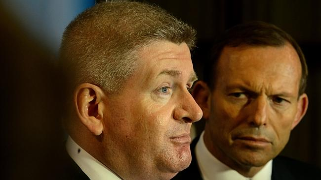 Not happy ... Assistant Minister for Social Services Mitch Fifield says the information should have been released by Jenny Macklin.