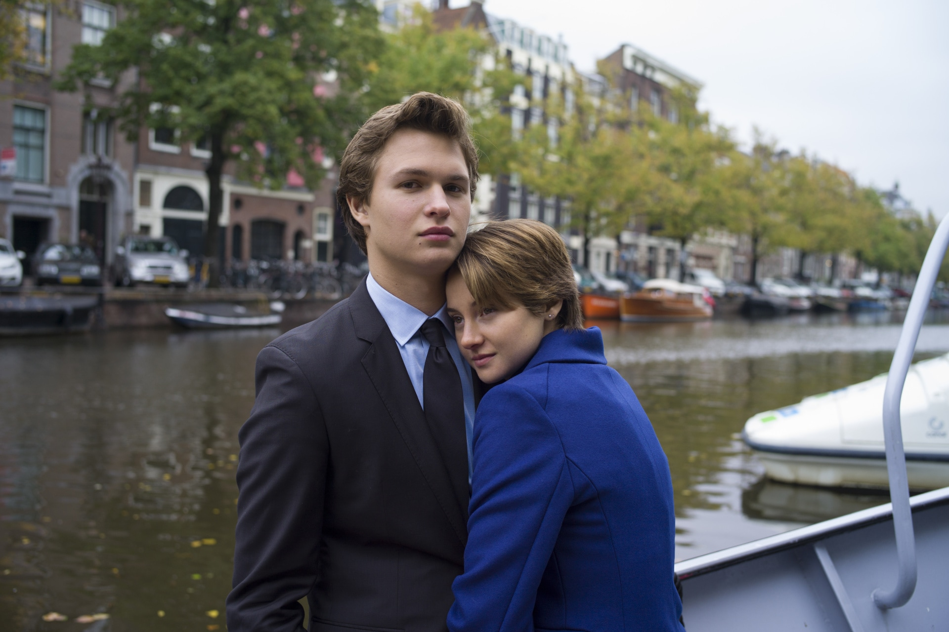 This new series is the The Fault in Our Stars meets Gossip Girl, so get ready